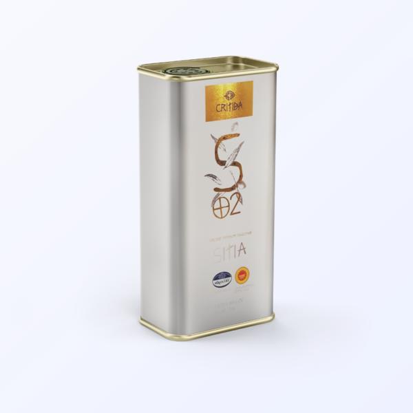Oliwa z oliwek Critida Sitia 0.2% 4 l